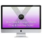 Шаблон Template: Drive Bass & Energy Effects (Trap & DubStep Style)