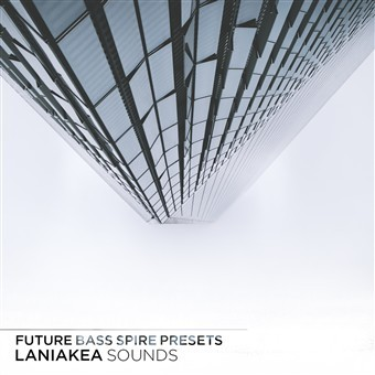 Коллекция Presets bank. Future Bass Spire Presets